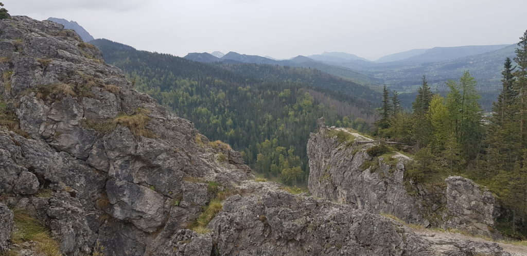 No crowds of people. Visiting Tatra Mountains in Spring.